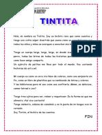 PL FICHA 03 TINTITA