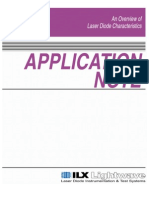 LD Characteristics Overview