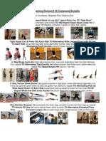 Circuit Training Workout #36