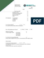 Tower design Data Sheet
