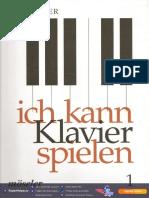 Poser Hans. Ich kann Klavier spielen 1