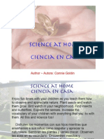 21965543 Science at Home Ciencia en Casa