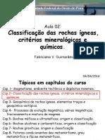 Classificação de rochas igneas.ppt