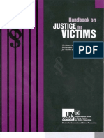 Handbook on Justice for Victims (UNODC)