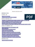 Clipping Diário FIEAM 28072017.pdf