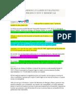 PERÚ EN PRIMEROS LUGARES EN RANKING MUNDIAL DE PRODUCCIÓN Y RESERVAS MINERAS
