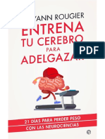 Entrena tu cerebro para adelgazar - Yann Rougier