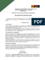 LE-027 Reglamento de Construcciones