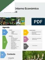 Análisis Entorno económico Costa Rica