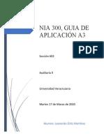 NIA 300