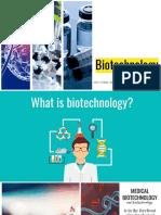 Biotechnology pecha kucha