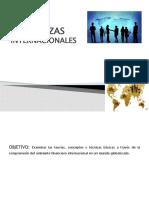Finanzas Internacionales presentación I
