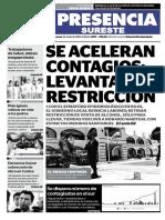 PDF Presencia 22 de Junio de 2020