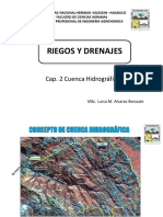 Cap 2. Cuenca hidrografica
