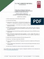 Consiglio Comunale Comune di Gardone Riviea 221/06/2020
