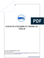 Gold Standards in Medical Field