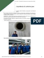 ''Vista a camisa'' – A importância do uniforme para as empresas _ Edra do Brasil