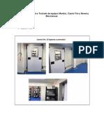 Reporte de Diagnostico Traslado de equipos Monitor