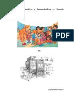 escuelas alternativas y homeschool