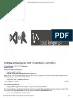 building revit plug-ins with visual studio_ part three _ archi-lab