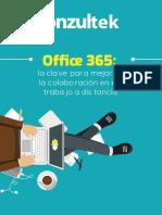 Ebook - Office 365 la clave para mejorar la colaboración en el trabajo a distancia.pdf