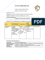 FÁTIMA SANCHEZ- 18 DE MAYO-PERSONAL SOCIAL-SESIÓN DE APRENDIZAJE