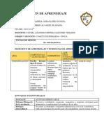 FATIMA SANCHEZ- 20 DE MAYO-COMUNICACION-SESION DE APRENDIZAJE