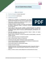 Perfil geral do AO da área educativa