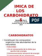Quimica de Los Carbohidratos