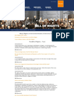 bill of rights - bill of rights institute