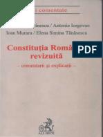 CONSTITUTIA ROMANIEI COMENTATA.pdf