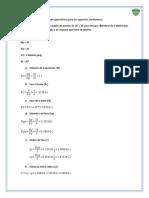 Ejercicios de Geometria de Engranes