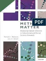 Methods Matter.pdf