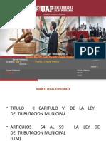 SEMANA 7 - IMPUESTO A LOS ESPECTACULOS PUBLICOS NO DEPORTIVOS IMPUESTO MUNICIPAL Y OTROSpp01 (1)