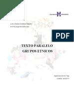 TEXTO PARALELO CULTURAS DE GUATEMALA