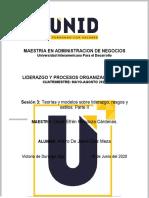 Tarea 3.Liderazgo y procesos org.