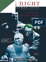 Batman - Una Historia Verdadera
