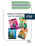 List of Chapters DSM