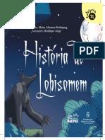 historia de lobisomem - livro infantil 2020