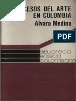 Procesos del arte en Colombia_Alvaro Medina