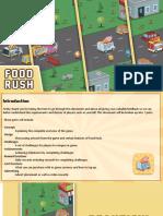 Food Rush Concept