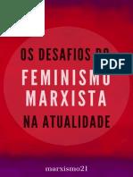 FARIA, N. Feminismo socialista - um panorama do pensamento e da luta das mulheres.