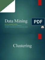 Week 3 clustering
