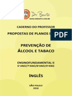 PROPOSTAS DE PLANOS DE AULA - Ingles