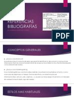REFERENCIAS BIBLIOGRAFÍAS APA