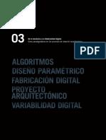 De la mecanica a la materialidad digital