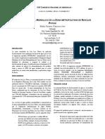 Programa integral hidraulico de la zona metroppolitana de san luis de potosi