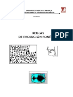 Herrero, José- Reglas evolución fonética