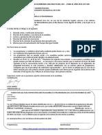 Convocatoria asamblea ordinaria 2015 arco iris