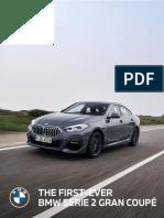 Fichas técnicas BMW Serie 2 Gran Coupé